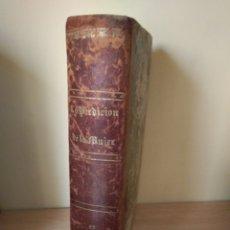 Libros antiguos: LA PERDICIÓN DE LA MUJER, ENRIQUE PÉREZ ESCRICH- AÑO EDICIÓN 1866 IMPRENTA MIGUEL GUIJARRO. Lote 176531070
