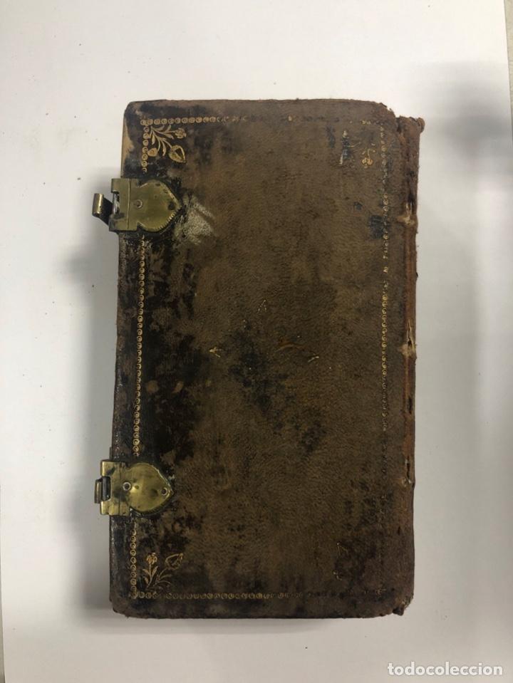 Libros antiguos: OFFICIUM IN FESTO NATIVITATES DOMINI. MATRITI. AÑO 1805. PAGS: 602 - Foto 7 - 176549108
