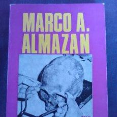 Libros antiguos: MARCO AURELIO ALMANZAN - LOS GORMONDIOS DE MARFESIA. Lote 176631549