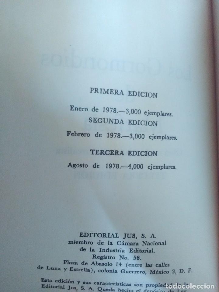 Libros antiguos: Marco Aurelio Almanzan - Los gormondios de Marfesia - Foto 3 - 176631549