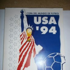 Livros antigos: COPA DEL MUNDO DE FUTBOL U.S.A. 94 DE EL NORTE DE CASTILLA. Lote 176648823