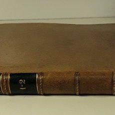 Libros antiguos: ENSAYOS LITERARIOS Y CRÍTICOS. TOMOS I Y II. A. LISTA. EDIT. CALVO-RUBIO Y CIA. 1844.. Lote 176831333