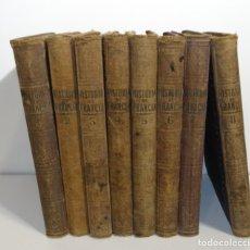 Libros antiguos: HISTORIA DE LOS FRANCESES 8 TOMOS. 1859 TEOFILO LAVALEE. Lote 176857390