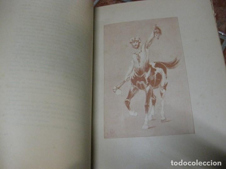 Libros antiguos: le chic a cheval . histtoire pittoresque de lequitation l. vallet 1891 ilustrado equitacion caballo - Foto 7 - 176857792
