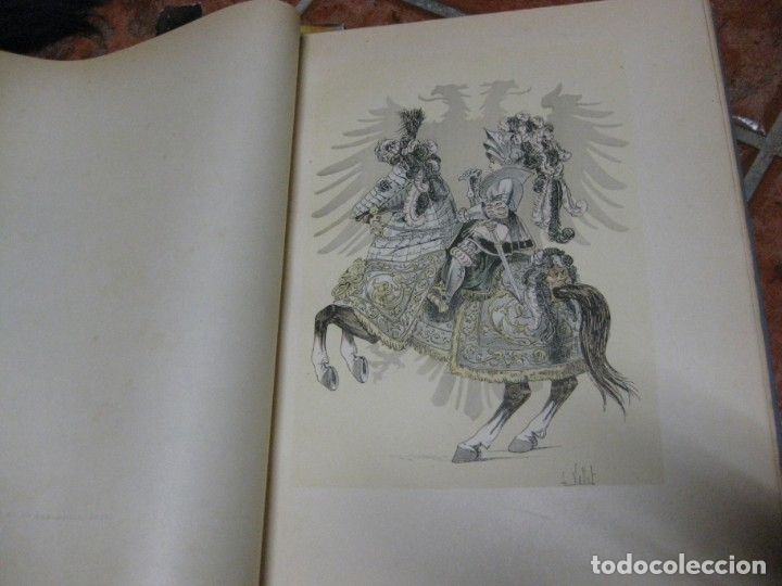 Libros antiguos: le chic a cheval . histtoire pittoresque de lequitation l. vallet 1891 ilustrado equitacion caballo - Foto 12 - 176857792