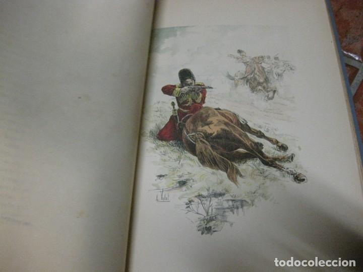 Libros antiguos: le chic a cheval . histtoire pittoresque de lequitation l. vallet 1891 ilustrado equitacion caballo - Foto 16 - 176857792