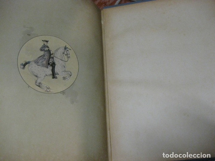 Libros antiguos: le chic a cheval . histtoire pittoresque de lequitation l. vallet 1891 ilustrado equitacion caballo - Foto 17 - 176857792