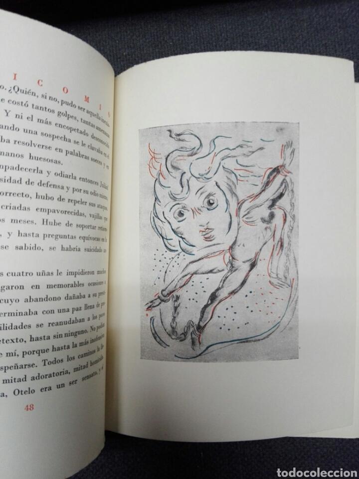 Libros antiguos: MANICOMIO. DIBUJOS DE SOUTO 1931 - Foto 3 - 176868074