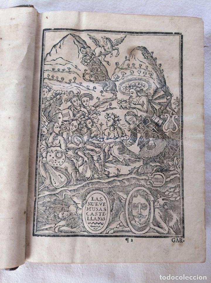Libros antiguos: EL PARNASSO ESPAÑOL. FRANCISCO DE QUEVEDO VILLEGAS. MADRID. 1729. - Foto 2 - 176923440
