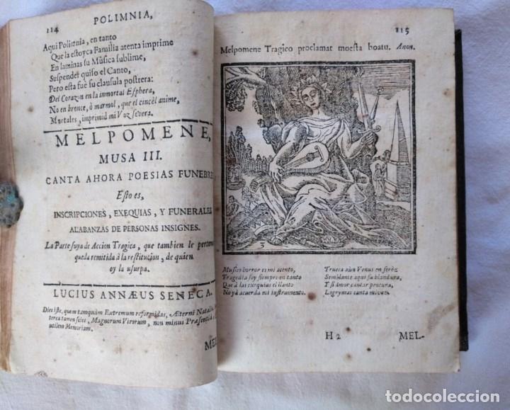 Libros antiguos: EL PARNASSO ESPAÑOL. FRANCISCO DE QUEVEDO VILLEGAS. MADRID. 1729. - Foto 6 - 176923440