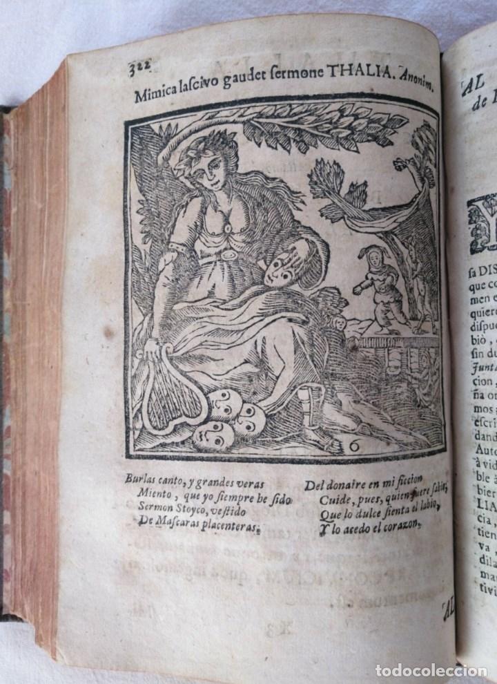 Libros antiguos: EL PARNASSO ESPAÑOL. FRANCISCO DE QUEVEDO VILLEGAS. MADRID. 1729. - Foto 7 - 176923440