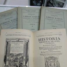 Libros antiguos: CATÁLOGOS PEDRO VINDEL LIBRERO ANTICUARIO LIBROS RAROS CURIOSOS Y ANTIGUOS 1928 ILUSTRADO FACSÍMILE. Lote 176930333