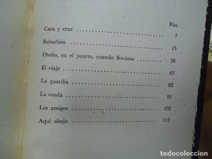 Libros antiguos: PARA VIVIR AQUÍ 1961 JUAN GOYTISOLO EDITA SUR EN BBAA RARA 1ª CON 185 PÁGINAS - Foto 6 - 176994372