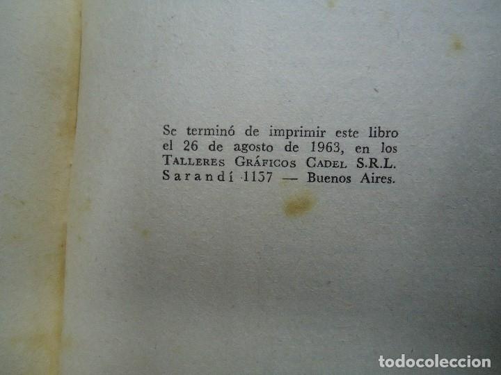 Libros antiguos: PARA VIVIR AQUÍ 1961 JUAN GOYTISOLO EDITA SUR EN BBAA RARA 1ª CON 185 PÁGINAS - Foto 7 - 176994372