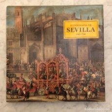 Libros antiguos: ICONOGRAFIA DE SEVILLA(33€). Lote 177017593