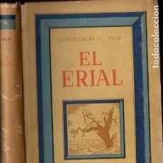 Libros antiguos: CONSTANCIO VIGIL : EL ERIAL (ATLÁNTIDA, 1946). Lote 177049457
