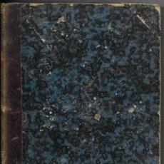 Libros antiguos: == ED55 - LOS NOVIOS - TOMO I - ALEJANDRO MANZONI - 1875. Lote 177084138