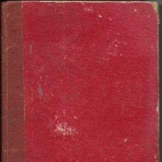 Libros antiguos: == ED69 - TOMO REVISTA HOSANNA AÑO 1935 . Lote 177084282