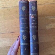 Libros antiguos: L-LOS CONDES DE BARCELONA VINDICADOS, Y CRONOLOGÍA Y GENEALOGÍA DE LOS REYES DE ESPAÑA,1836 TOMO 1,2. Lote 177143522