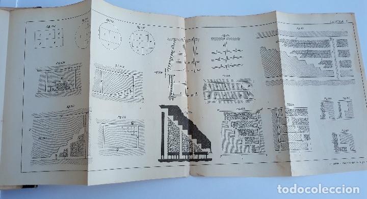 Libros antiguos: ELEMENTOS DE LABOREO DE MINAS. CONTIENE LAMINAS. W - Foto 6 - 177179178