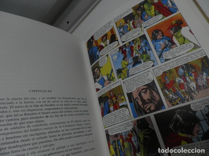 Libros antiguos: JOYAS LITERARIAS COLECCION HISTORIAS COLOR Nº 13 LIBRO DE 124 PAGINAS QUINTIN DURWARD - WALTER SCOTT - Foto 8 - 177318064