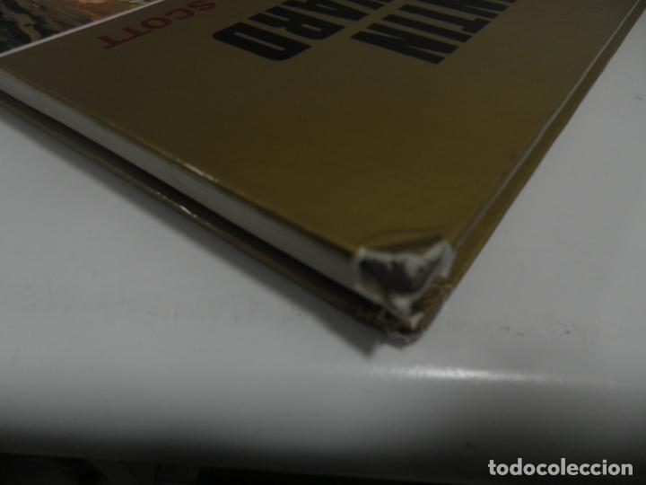 Libros antiguos: JOYAS LITERARIAS COLECCION HISTORIAS COLOR Nº 13 LIBRO DE 124 PAGINAS QUINTIN DURWARD - WALTER SCOTT - Foto 10 - 177318064
