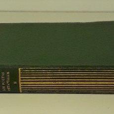 Libros antiguos: LOS POETAS METAFÍSICOS Y OTROS ENSAYOS SOBRE TEATRO Y RELIGIÓN. TOMO II. T. S. ELIOT.. Lote 177385202