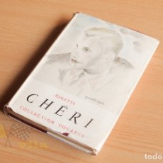 Libros antiguos: CHÉRI - COLETTE WILLY - COLLECTION POURPRE - 1920. Lote 177477998