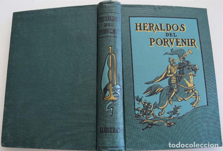 Libros antiguos: HERALDOS DEL PORVENIR - POR ASA OSCAR TAIT - SOCIEDAD INTERNACIONAL DE TRATADOS 1919 - Foto 2 - 177588335