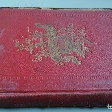 Libros antiguos: AVES Y FLORES - ANTONIA DIAZ DE LAMARQUE - FABULAS MORALES - 1890 FONS Y Cª ED CATOLICOS BARCELONA. Lote 177623783