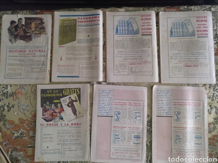Libros antiguos: Lote La novela aventura. 1935 - Foto 2 - 177636414