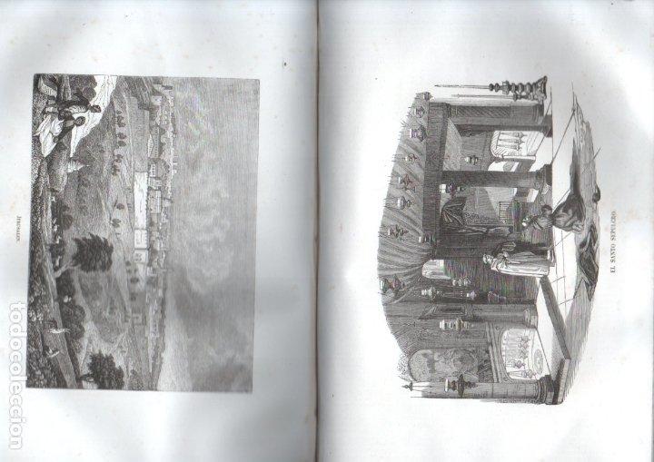 Libros antiguos: LOS HÉROES Y LAS GRANDEZAS DE LA TIERRA (1854) - 9 TOMOS - OBRA COMPLETA - NUMEROSOS GRABADOS - Foto 3 - 177649373