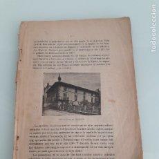 Libros antiguos: HISTORIA DE OÑATE - CRÓNICA GENERAL DEL CONGRESO, ESTUDIOS VASCOS, LENGUA, RAZA, ARTE. Lote 177711787