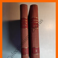 Libros antiguos: JACK - ALFONSO DAUDET. Lote 177778912