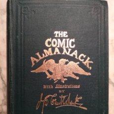Libros antiguos: COMICK ALMANACK 1844-53. Lote 177813943