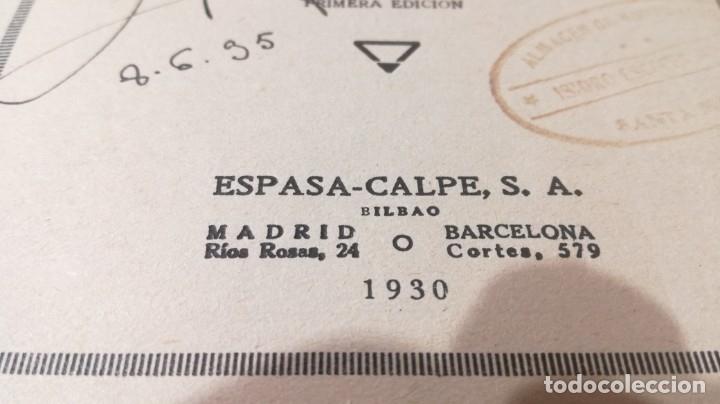 Libros antiguos: TUTANKHAMEN EN CRETA - DIMITRI MEREJKOVSKY - ESPASA CALPE -1030 - Foto 7 - 177842244