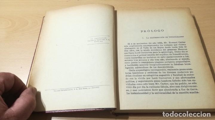 Libros antiguos: TUTANKHAMEN EN CRETA - DIMITRI MEREJKOVSKY - ESPASA CALPE -1030 - Foto 8 - 177842244