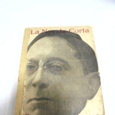 Libros antiguos: LA NOVELA CORTA. EL ALMA DE LA RAZA POR VARGAS VILA. Nº 30. AÑO I. MADRID. 1916. Lote 177986444