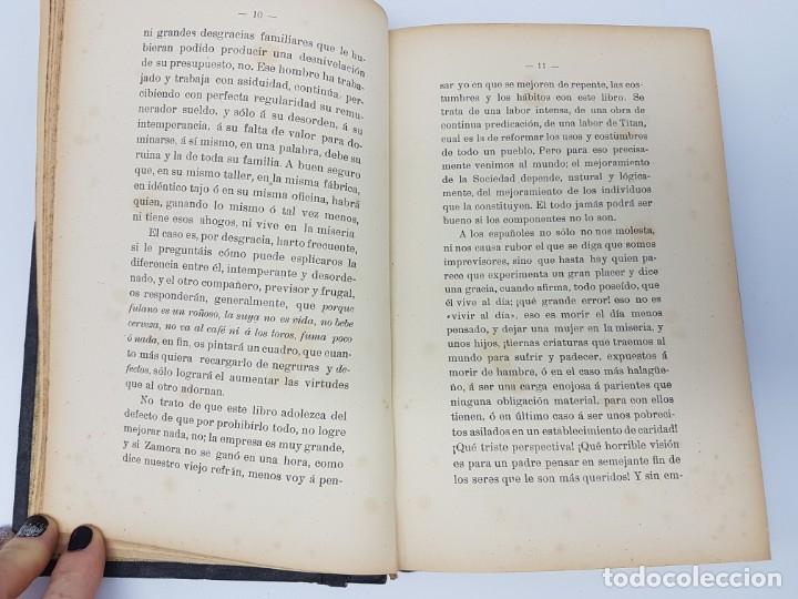 Libros antiguos: EL AHORRO EN ESPAÑA, NOCIONES ,VULGARIZACION, VIRTUD SOCIAL ( 1912 ) COMPAÑIA TRANSATLANTICA - Foto 7 - 178046089