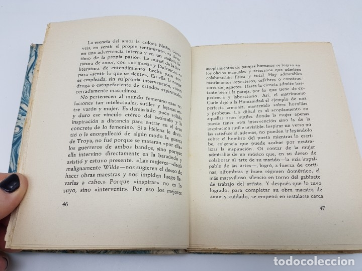 Libros antiguos: DE DOCE CUALIDADES DE LA MUJER ( PEMÁN ) 1947 - Foto 5 - 178048394