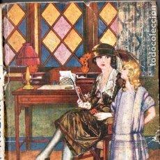 Libros antiguos: IGNACIO DOMENECH : LUISITA Y ROSINA (BONET, S.F.) CONVERSACIONES DIALOGADAS DE COCINA Y REPOSTERÍA. Lote 178118779