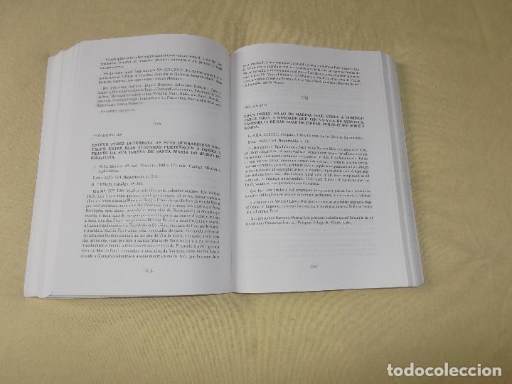 Libros antiguos: COLECCIÓN DIPLOMÁTICA DO MOSTEIRO CISTERCIENSE DE STA. MARÍA DE OSEIRA (OURENSE) VOL 1 - Foto 5 - 178148680