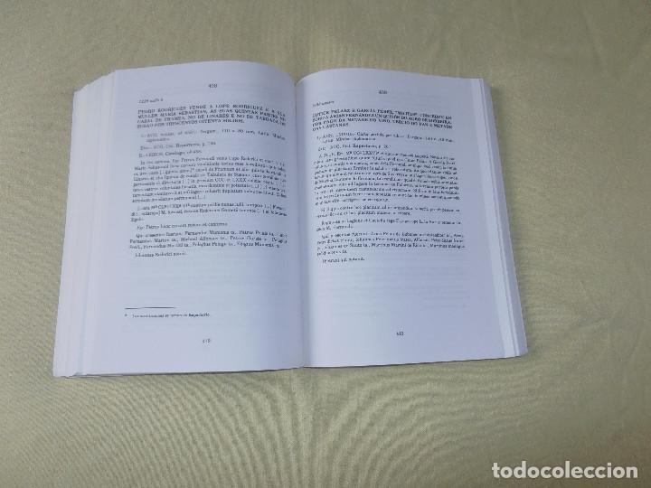 Libros antiguos: COLECCIÓN DIPLOMÁTICA DO MOSTEIRO CISTERCIENSE DE STA. MARÍA DE OSEIRA (OURENSE) VOL 1 - Foto 6 - 178148680