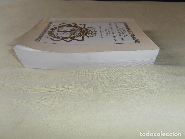 Libros antiguos: COLECCIÓN DIPLOMÁTICA DO MOSTEIRO CISTERCIENSE DE STA. MARÍA DE OSEIRA (OURENSE) VOL 1 - Foto 9 - 178148680