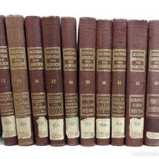 Libros antiguos: HISTORIA UNIVERSAL POR G. ONCKEN.. Lote 178193510