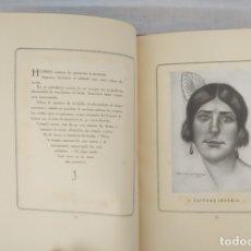 Libros antiguos: B. DE PANTORBA ROSTROS ESPAÑOLES PRIMERA SERIE/1930 FIRMADO Y CON UNA BONITA DEDICATORIA DEL AUTOR. Lote 178228415