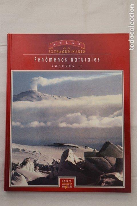 Libros antiguos: ENCICLOPEDIA 30 TOMOS, NUEVA -ATLAS DE LO EXTRAORDINARIO- EDICIONES DEL PRADO,MAS 13 VIDEOS COMPLETA - Foto 3 - 178287745