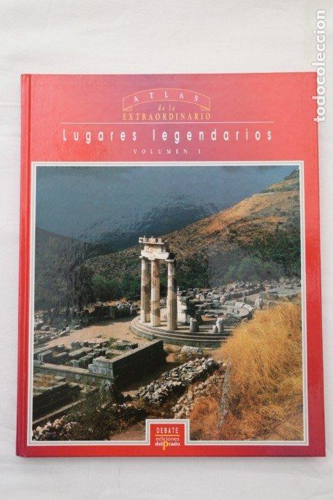 Libros antiguos: ENCICLOPEDIA 30 TOMOS, NUEVA -ATLAS DE LO EXTRAORDINARIO- EDICIONES DEL PRADO,MAS 13 VIDEOS COMPLETA - Foto 4 - 178287745