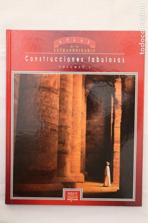 Libros antiguos: ENCICLOPEDIA 30 TOMOS, NUEVA -ATLAS DE LO EXTRAORDINARIO- EDICIONES DEL PRADO,MAS 13 VIDEOS COMPLETA - Foto 7 - 178287745