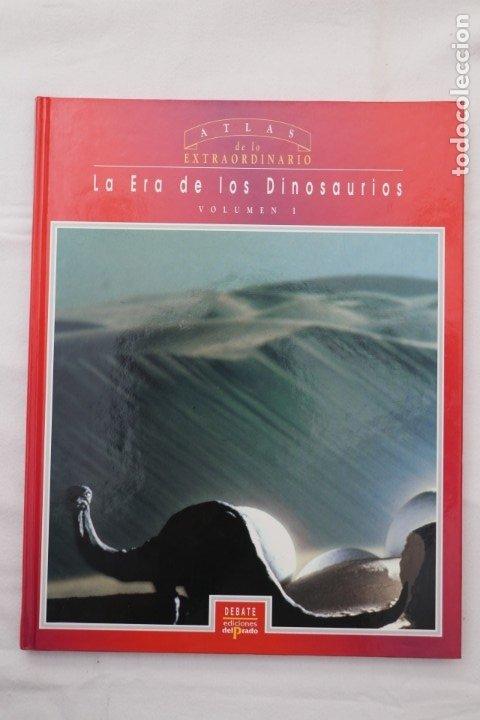 Libros antiguos: ENCICLOPEDIA 30 TOMOS, NUEVA -ATLAS DE LO EXTRAORDINARIO- EDICIONES DEL PRADO,MAS 13 VIDEOS COMPLETA - Foto 10 - 178287745